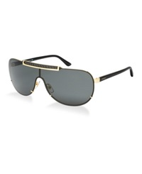 Versace Sunglasses Ve2140 Gold Grey