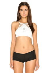 Free People Hanalei Bra White