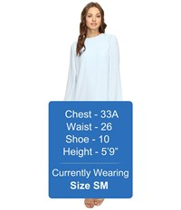 Keepsake Listen Out Long Sleeve Dress Pastel Blue Women's Dress