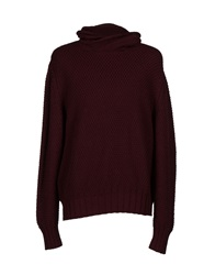 Byblos Turtlenecks Deep Purple