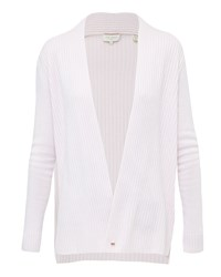 Ted Baker Olivii Cashmere Colour Block Wrap Light Pink