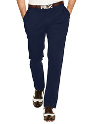 Ralph Lauren Polo Golf By Classic Slim Fit Chino Trousers French Navy