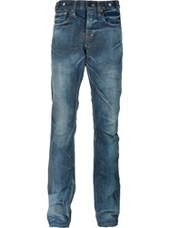 Prps 'Demon Electronics' Jeans Blue