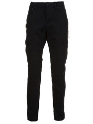 Stampd Slim Fit Jeans Black