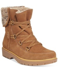 Bare Traps Sharleen Cold Weather Boots Women's Shoes Whiskey