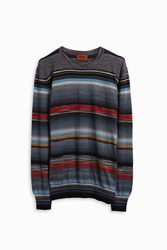 Missoni Men S Striped Knit Boutique1 Multi