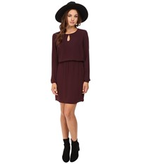 Only Sasha Dress Fudge Women's Dress Brown