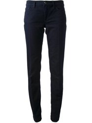 Dolce And Gabbana Skinny Fit Jean Blue