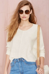 Nasty Gal Loose Your Cool Sweater