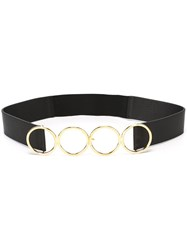 Marni Elasticated Waist Belt Black