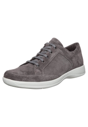 Stonefly Season Casual Laceups Ciment Anthracite
