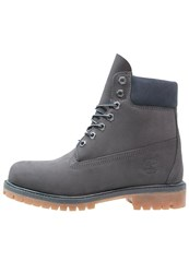 Timberland 6 Inch Premium Winter Boots Forged Iron Grey