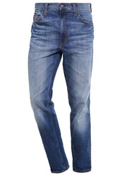 Mustang Jeans Tapered Fit Stone Blue Stone Blue Denim