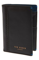 Wild And Wolf Men's Ted Baker London Travel Wallet And Pen