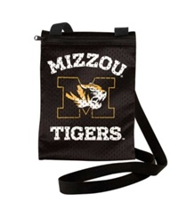 Little Earth Missouri Tigers Gameday Crossbody Bag Team Color