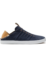 K Swiss Navy Sheepskin Belmont Slo Nl Shoes