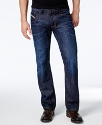 Diesel Men's Larkee 0806W Straight Fit Jeans Denim