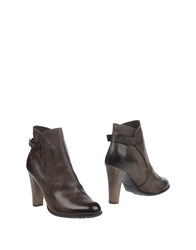N.D.C. Made By Hand Footwear Ankle Boots Women Lead
