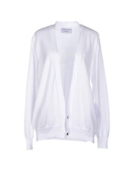 Les Prairies De Paris Cardigans White