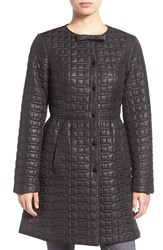 Kate Spade Women's New York Quilted Down Coat