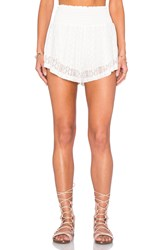 L Space Summer Of Love Short White
