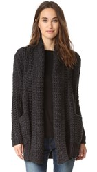 Line Barclay Cardigan Pepper