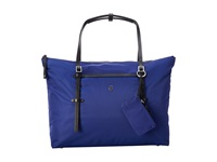 Victorinox Victoria Charisma Carry All Tote With Tablet Ereader Pocket Blue Tote Handbags