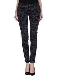 Silvian Heach Denim Denim Trousers Women Lead