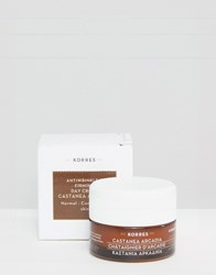 Korres Castanea Arcadia Day Cream Normal To Combination Skin 40Ml Castanea Arcadia Clear