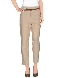 Guess By Marciano Trousers Casual Trousers Women Beige