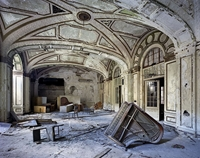 Yves Marchand And Romain Meffre Photography The Ruins Of Detroit
