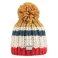 Barts Coulton Beanie One Size Yellow Multi