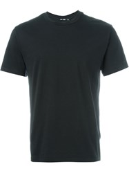 Blk Dnm Crew Neck T Shirt Black