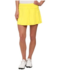 Tail Activewear Rhea Shortie Sunshine Women's Skirt Yellow