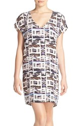Women's Charlie Jade Geometric Print Shift Dress