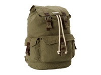 Roxy Ramble Recruit Olive Backpack Bags