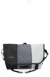Men's Timbuk2 Medium Messenger Bag Grey Ironside