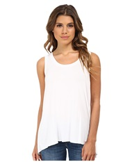 Bailey 44 Give Up The Funk Top White Women's Sleeveless