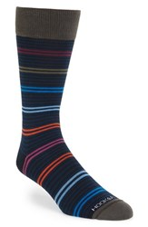 Men's Hook Albert Multi Stripe Socks