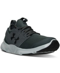 Under Armour Men's Drift Mineral Running Sneakers From Finish Line Stealth Gray Overcast Gra