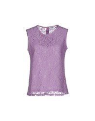 Kate Topwear Tops Women Lilac