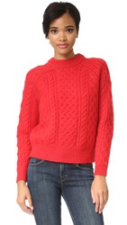 Demy Lee Alice Sweater Red