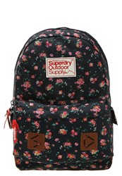 Superdry Rucksack Navy Multicoloured