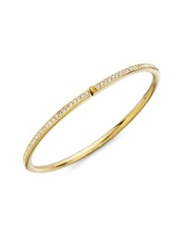 Adriana Orsini Channel Set Bracelet Gold