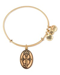 Alex And Ani Key To Life Expandable Wire Bangle