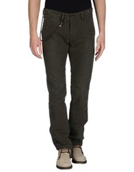 Jfour Casual Pants Military Green