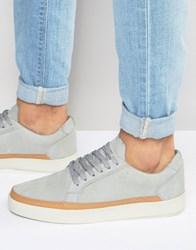 Boxfresh Civik Suede Trainers Grey
