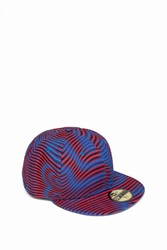 Opening Ceremony Water Print New Era 59Fifty Hat Peony Blue Multi