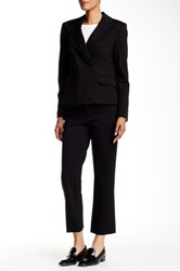 Pink Tartan Rory Stretch Pant Black