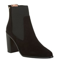 Kurt Geiger London Dellow Stretch Panel Boot Female